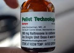 Naltrexone injection UK London